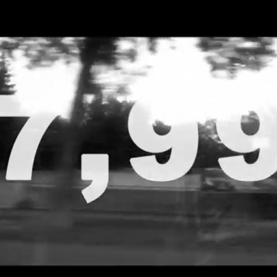 Matthias Forenbacher - 7,99 (Official Music Video)